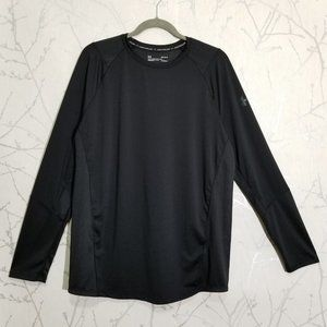 Under Armour Fitted Vented Long Sleeve T-Shirt